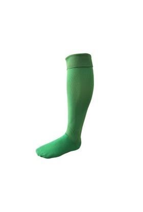 Korayspor Tozluk Duz Yeşil Çorap