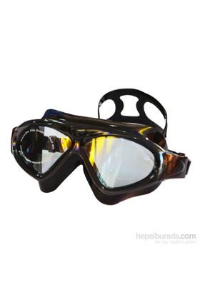 Povit 8170 Yüzücü Gözlüğü Siyah