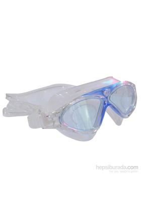 Povit 8170 Yüzücü Gözlüğü Mavi