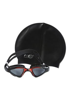 Povit Gs20 Yüzücü Gözlüğü Povit Silikon Bone
