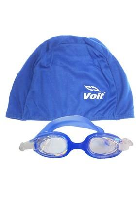 Povit 2323 Yüzücü Gözlüğü Voit Bez Bone