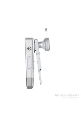 Clip&Talk ALUPRO-S Gümüş Bluetooth Kulaklık – USB MICRO SD - ALUPRO-S