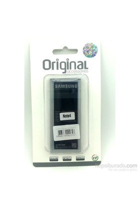 Samsung Galaxy Note4 N910 Eb-Bn910bbe Batarya
