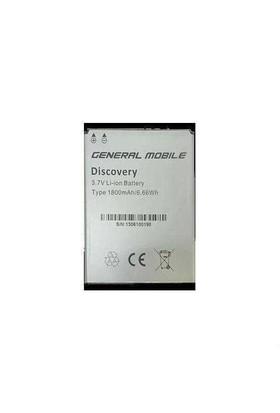 General Mobile Discovery Batarya