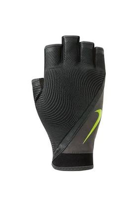 Nike Mens Havoc Trainig Ağırlık Eldiveni Gri Yeşil