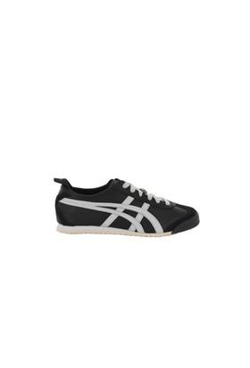 Onitsuka Tiger Hl474-9011 Mexico 66 Black Light Grey Kadın Günlük Ayakkabı