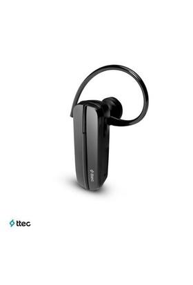 Ttec Freestyle Mono Bluetooth Kulaklık Siyah-Siyah