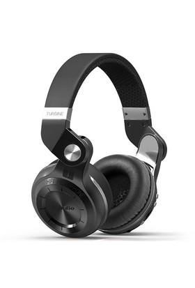 Bluedio T2 Kablosuz Bluetooth Kulaklık - Siyah Headphone - SDTT2BLK