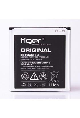 Tiger Avea Intouch 3 | Zte Blade Q Li381874393h605646 Batarya 1400 Mah