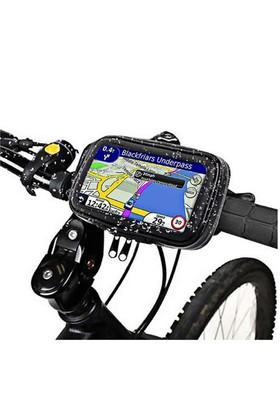 "Microcase Su Geçirmez 5.5"" Universal Moto Bisiklet Tutucu"