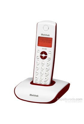 Multitek DC 800 Dect Telefon - Bordo