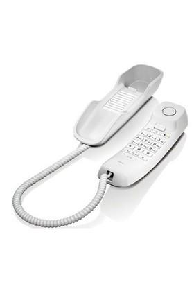 Gigaset Da210 Duvar Telefonu Beyaz