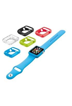 Trust 20981 Apple Watch 42 mm. İçin Silikon Kılıf - 5'li Set