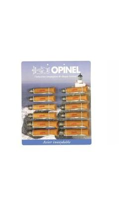Opinel İnox 12 Li Çakı Seti