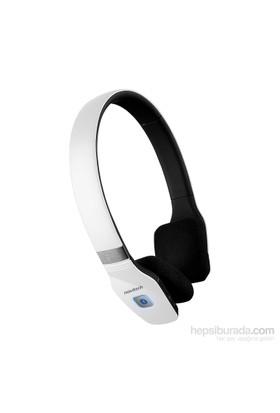 Navitech BHK 2020B Yüksek Performanslı Bluetooth Kulaklık Beyaz