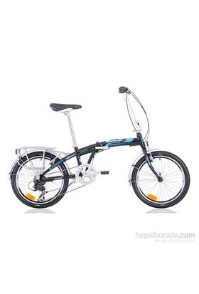 """Bianchi Folding 20"""" Katlanır Bisiklet 2015"""