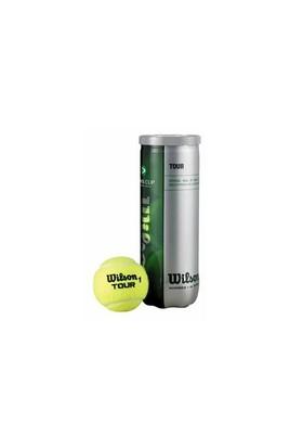 Wilson 3 Lu Tour Davis Cup Tenis Topu