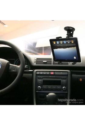 Melefoni Araç İçi Tablet Tutucu Cam Askısı 7-10.1İnc Modellere Uygun