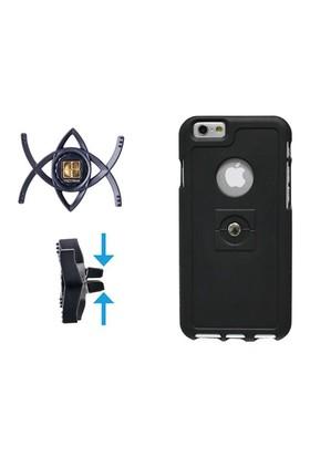 Tetrax Bundle SMART + Xcase iPhone 6 Siyah Universal Araç İçi Tutucu - T11102/B