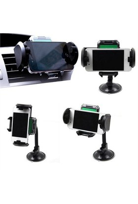 Markaavm Navigasyon Araç Içi Telefon Tutucu Aparat 360°