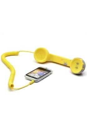 Native Union POP Phone Sponge Bob Retro Cep Ahizesi ( Sarı)