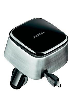 Nokia DC-10 Universal Araç Şarj Ünitesi ( Makaralı + Mikro USB )