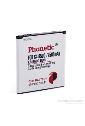 Phonetic Samsung Galaxy S4 İ9500 Standart Batarya 2500 Mah Eb-B600bebecww