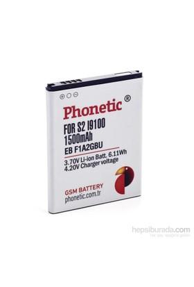 Phonetic Samsung Galaxy S2 İ9100 Batarya