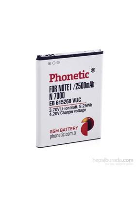 Phonetic Samsung Galaxy Note Batarya Eb615268vucstd