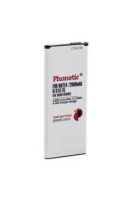 Phonetic Samsung Galaxy Note 4 Batarya - Eb-Bn910bbegww