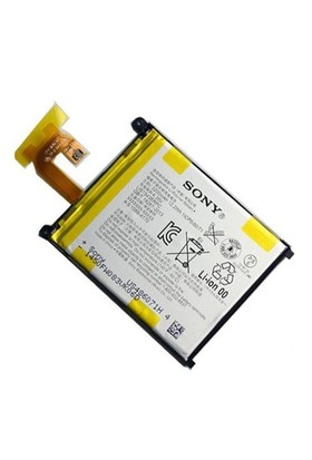 Sony Xperia Z2 Pil 3200 Mah Kutusuz