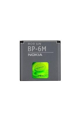 Nokia Bp-6M Batarya Pil 1100Mah Kutusuz