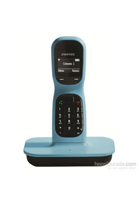 Switel DF 1001 Colombo One Mavi Dect Telefon