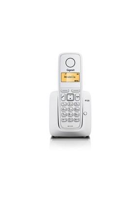 Gigaset A120 Dect Telefon Beyaz
