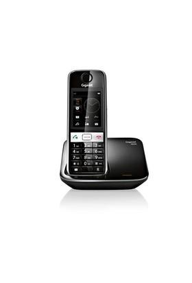 Gigaset S820 Dect Telefon - Siyah ( Dokunmatik Ekran )