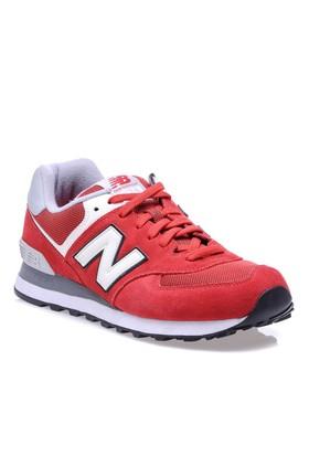 New Balance 574 Varsity Günlük Spor Ayakkabı Kırmızı Ml574vaa