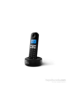 Philips Dect Telefon D1311B/38 Siyah
