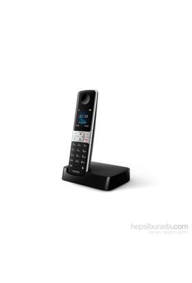 Philips Dect Telefon D6301B/38 Siyah