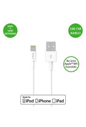 Lityus Lightning Kablo (Beyaz) - AKLDCS0102