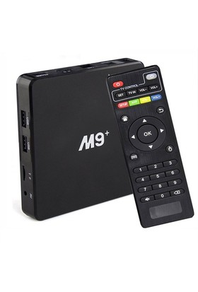 Case 4U M9+ Android Tv Box 8GB RAM 1GB ROM