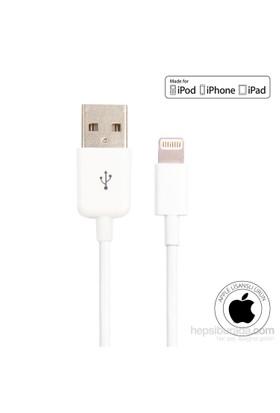 Mirax iPhone 6/6Plus/5/5S/5C/iPad/iPod Şarj ve Data Kablosu (Apple Lisanslı) - mirax SDE- 5100