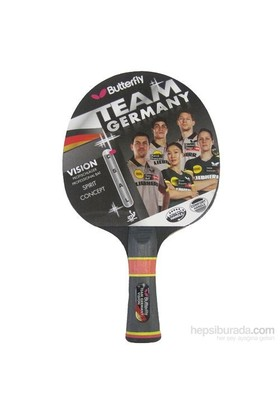 Butterfly 85092 Team Germany Vision Raket Raketler