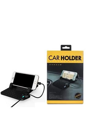 Ally Super Flexible Tüm Boyut Cep Telefonu İphone Ve Mikro Usb Şarj Manyetik Şarj Araç Tutucu