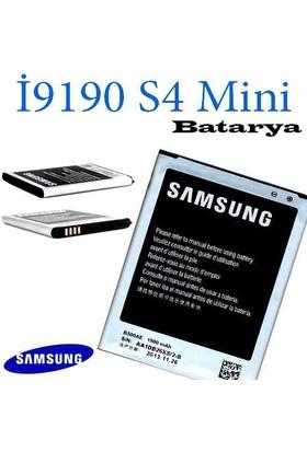 Carda İ9190 Galaxy S4 Mini Batarya