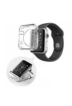 Microcase Apple Watch 42 Mm Ultra İnce Silikon Tpu Kılıf