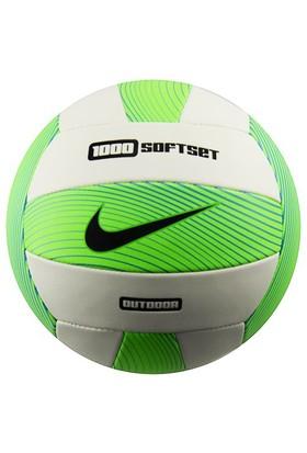 Nike 1000 Dikişli 5 No Voleybol Topu Yeşil Beyaz