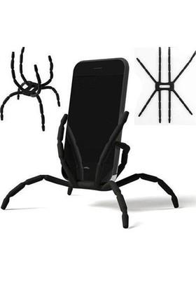 Markacase İphone 5S-6-6 Plus Örümcek Tutucu Esnek Bükülebilir