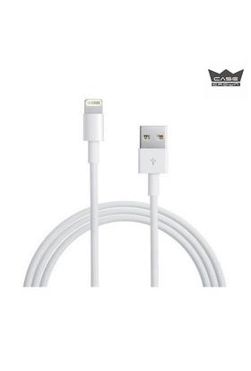 Casecrown iPhone 5/5c/5s/6/6 Plus Lightning Usb Data ve Şarj Kablosu (iOS 9,01 Destekli)