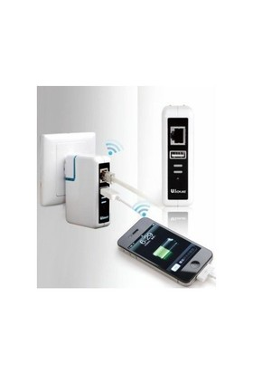 Ulove URC01 -2000mA Wireless Adaptör + Şarj Cihazı - URC01