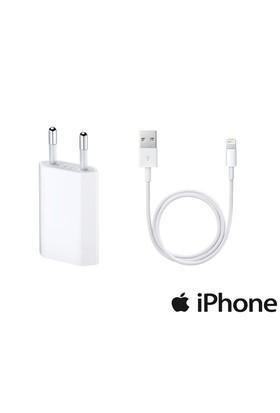 OEM Apple 5 W Usb Güç Adaptörü + Lightning Usb Kablosu